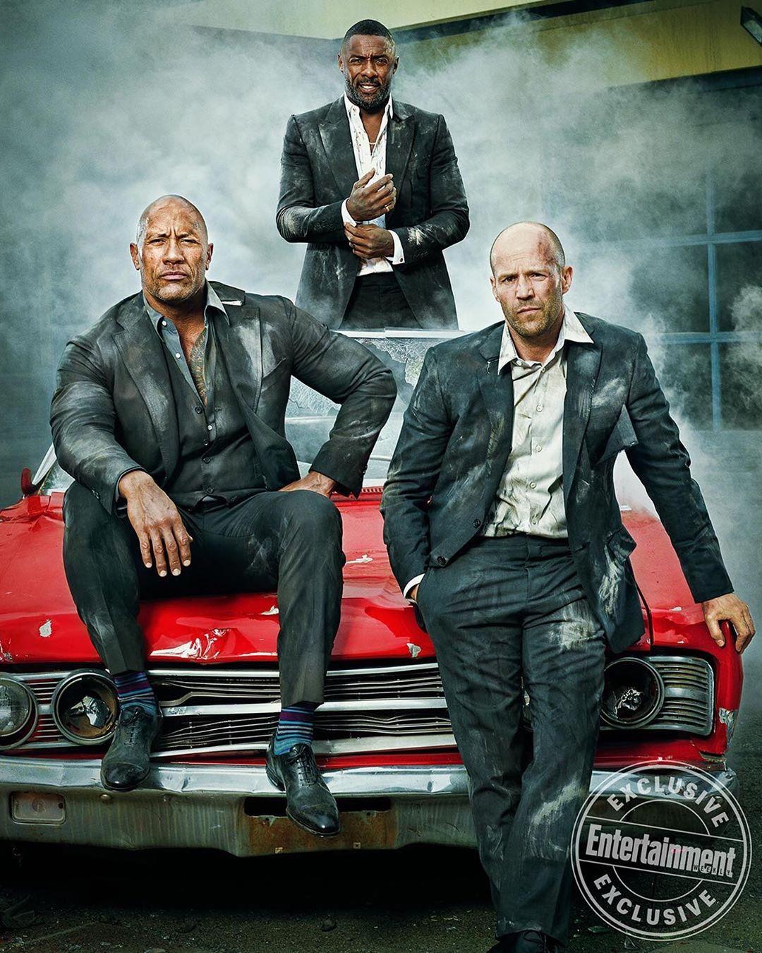 Photo of Comenzó la pre-venta para la película 'Rápidos y Furiosos: Hobbs y Shaw'