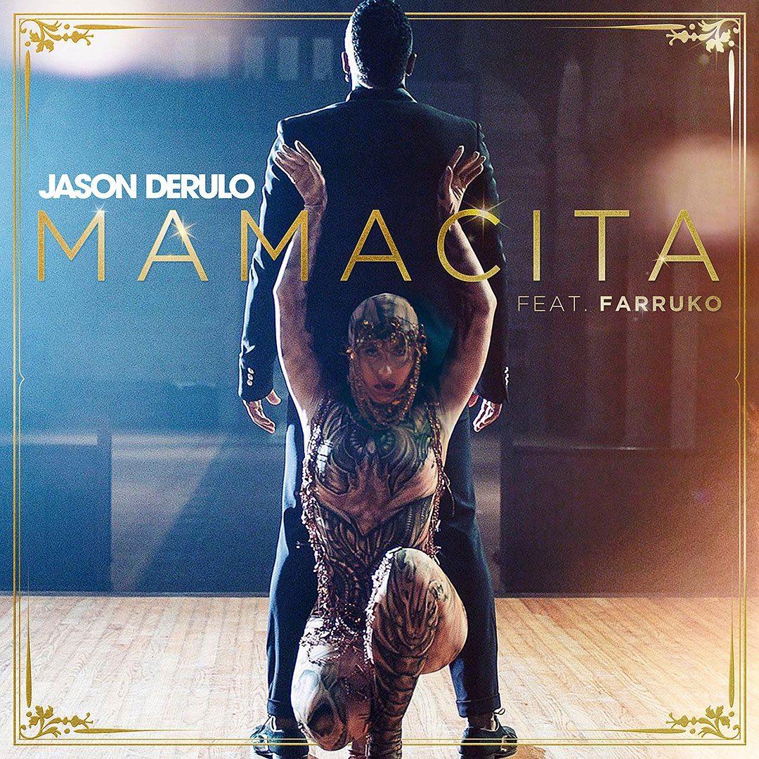 Photo of Jason Derulo muestra un adelanto del vídeo oficial de 'Mamacita'