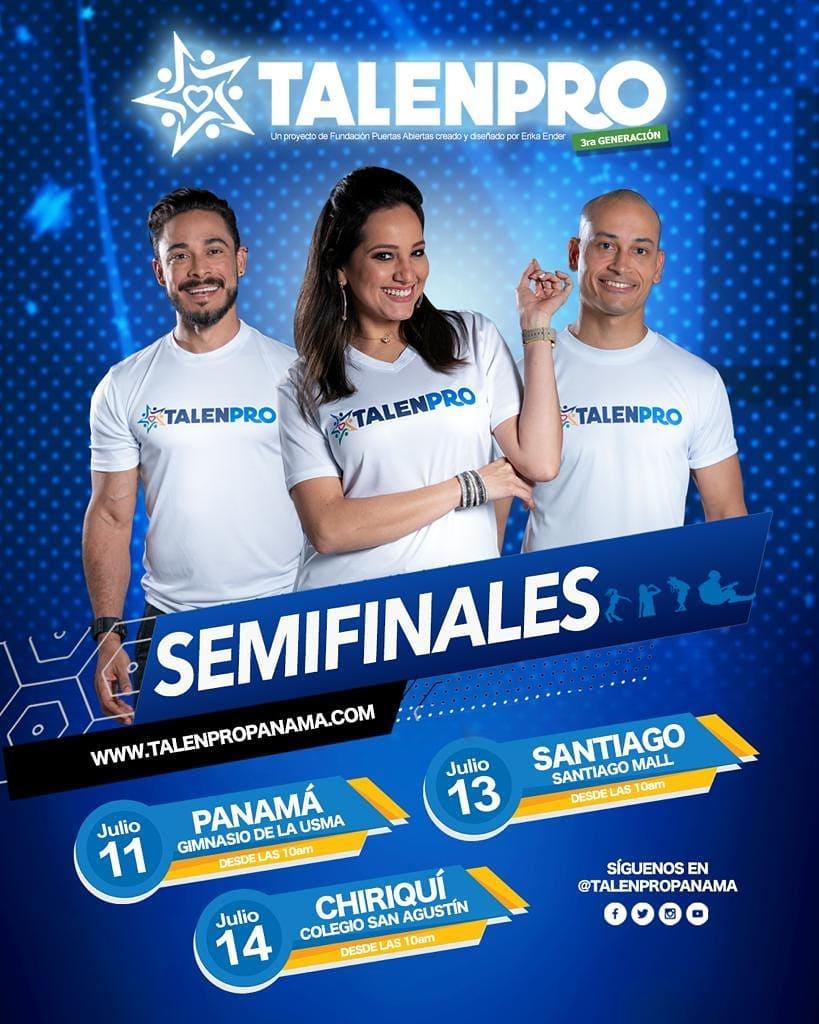 Photo of Semifinales de la Tercera Generación de Talenpro Panamá