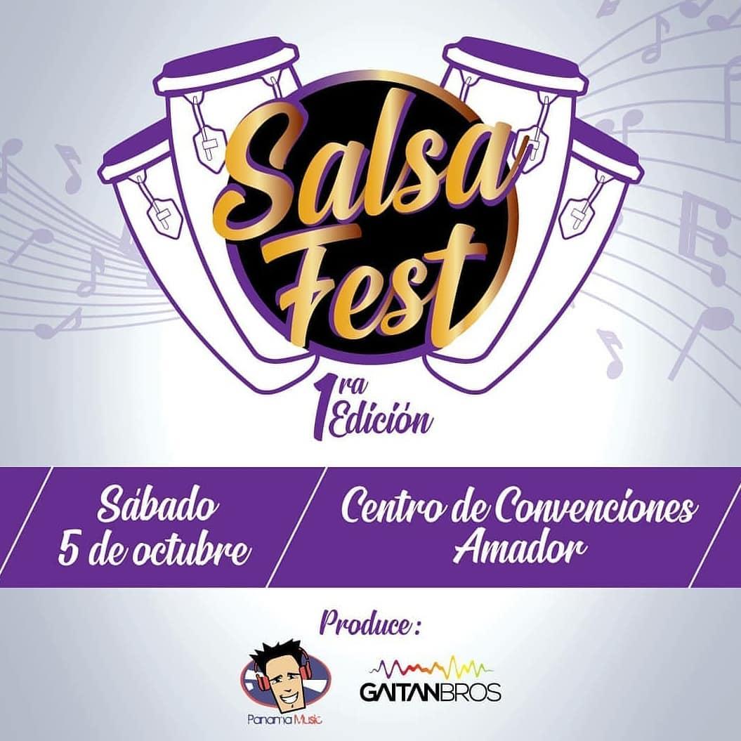 Photo of Boletos a la venta para la 1era. Edición de Salsa Fest 2019