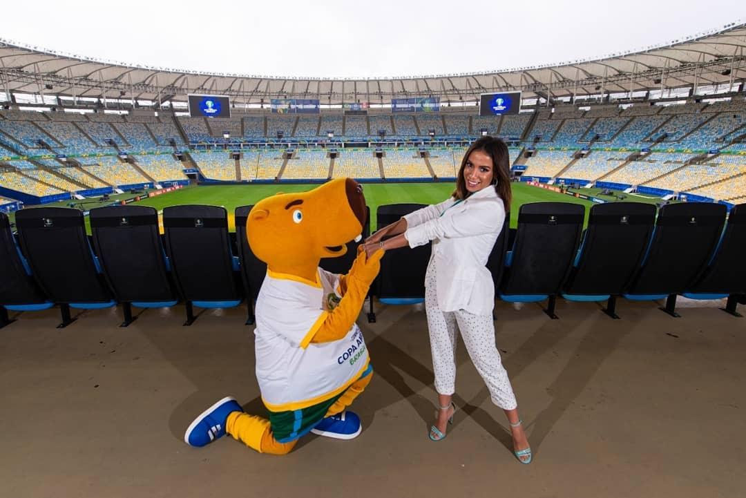 Photo of Anitta y Pedro Capó inaugurarán la fiesta de clausura de La Copa América 2019