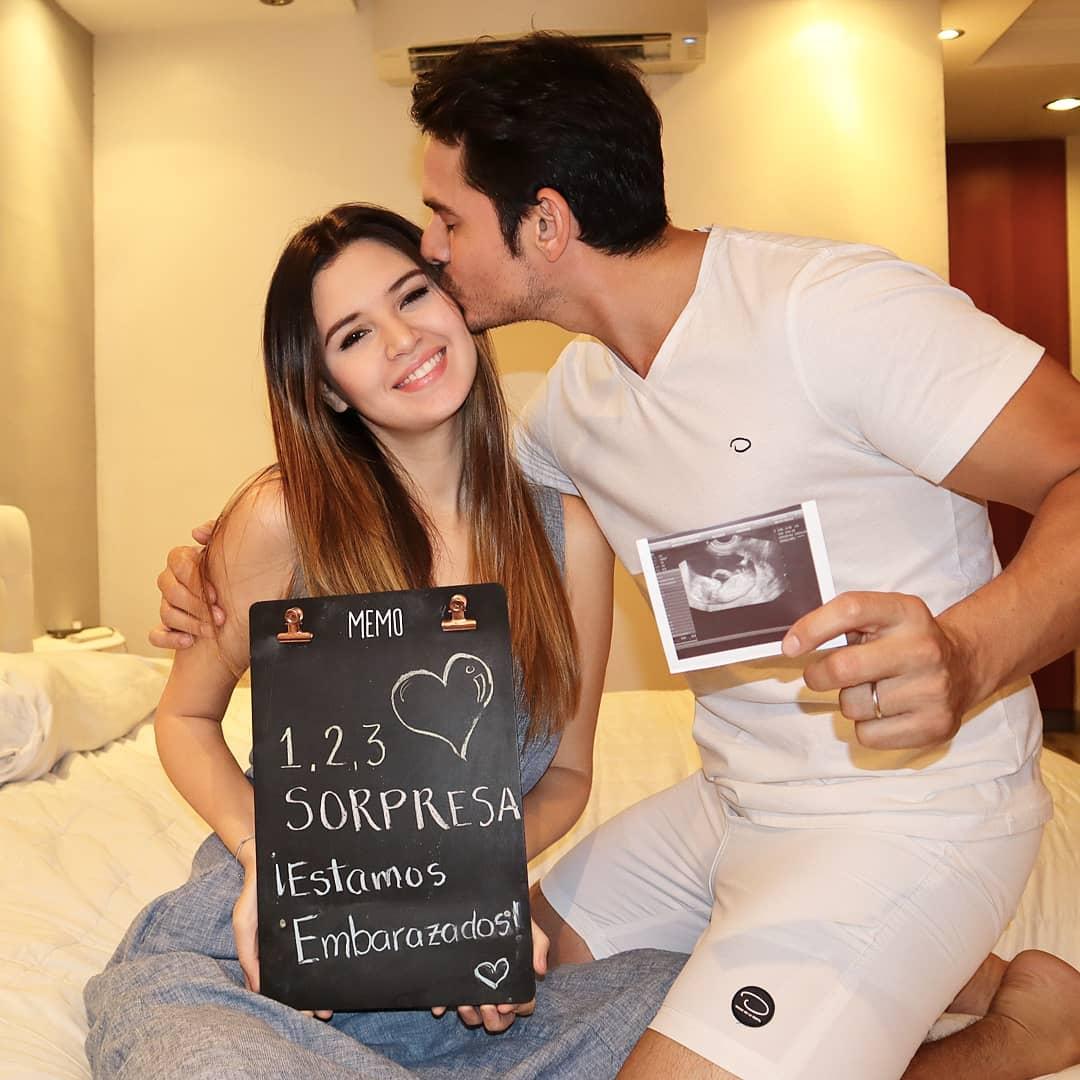 Photo of Los panameños Robin Durán y Maricely González serán padres