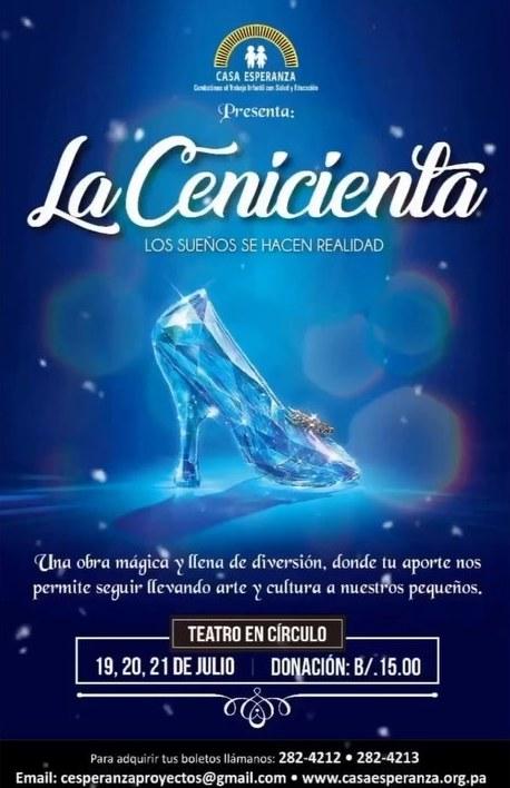 Photo of La obra mágica 'La Cenicienta' ya tiene fecha de estreno