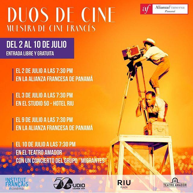 Photo of Muestra de Cine Frances en La Alianza Francesa de Panamá