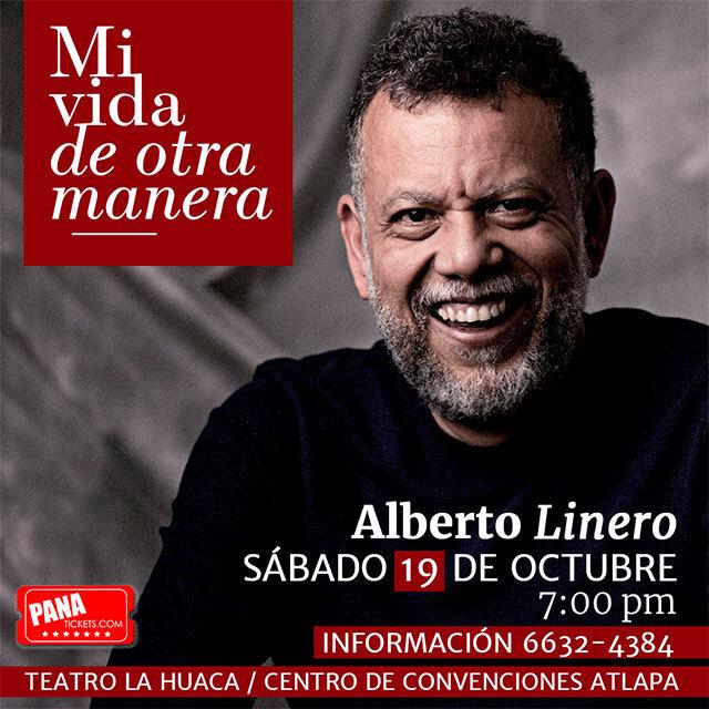 Photo of El conferencias Alberto Linero presenta en Teatro la Huaca «Mi Vida De Otra Manera»
