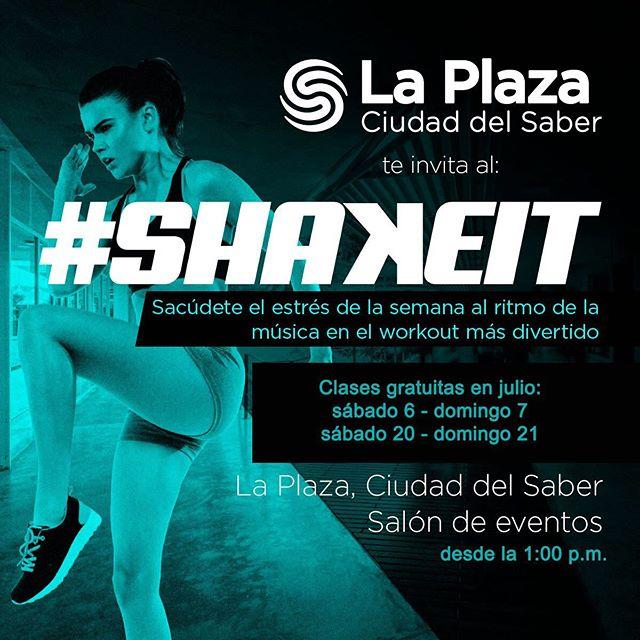 Photo of Fin de semana para mover el cuerpo en La Plaza de Ciudad del Saber