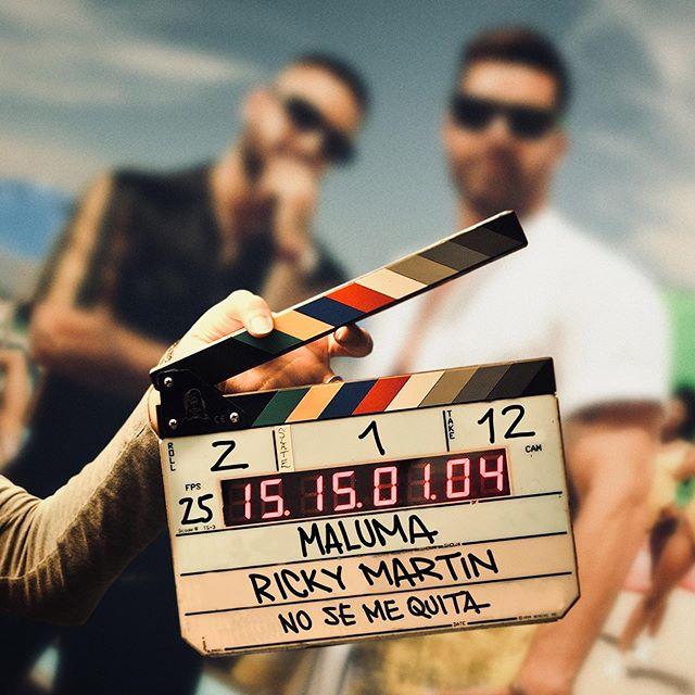 """Photo of Ricky Martin y Maluma se juntan para nueva colaboración """"No se me quita"""""""
