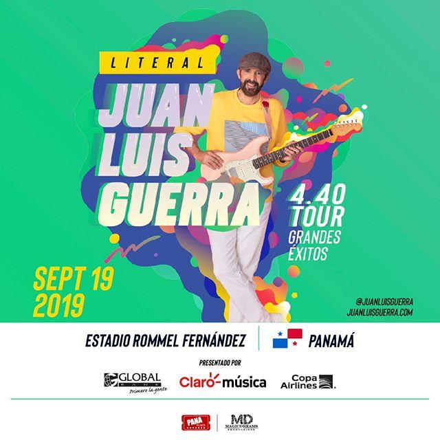 Photo of Adquiere desde ya las entradas para el concierto de Juan Luis Guerra en Panamá