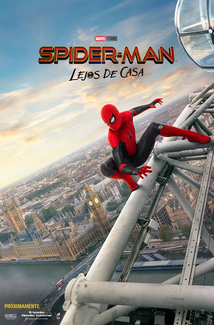 Photo of Estreno en cines de 'Spider-Man: Lejos de casa'