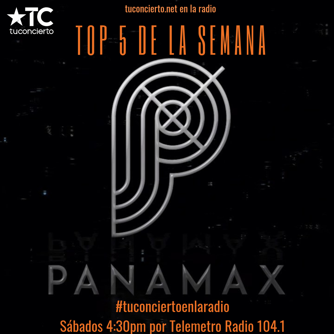 Photo of #Top5 de la semana en Tuconcierto en la radio