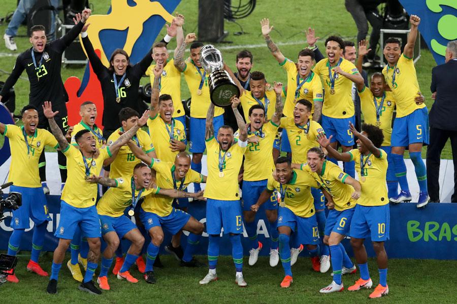 Photo of Brasil se convierte el campeón de la Copa América 2019