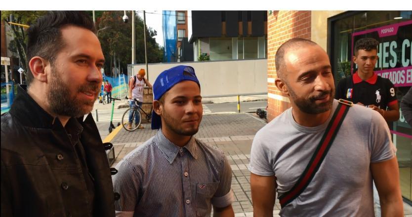 Photo of Mario Domm vocalista de Camila propuso a joven venezolano grabar uno de sus temas en México