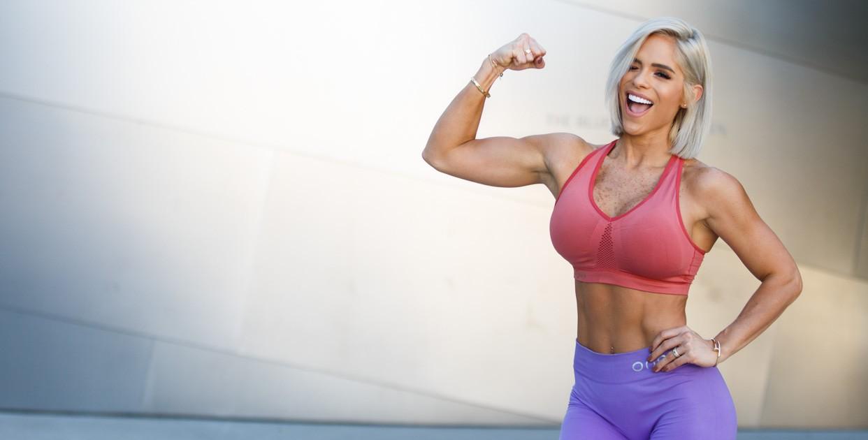 Photo of La modelo Fitness Michelle Lewin llega a Panamá con su Master Class el 13 de octubre