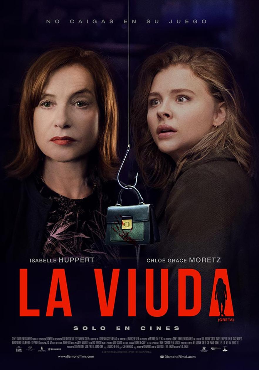 Photo of Estreno en cines de 'La Viuda'