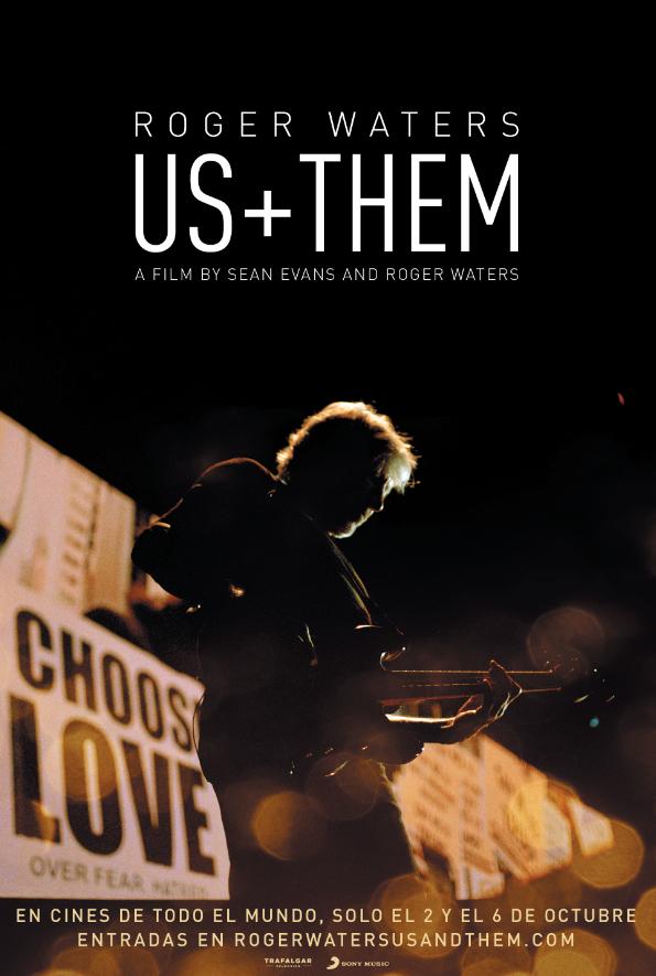 Photo of La gira Us + Them, de Roger Waters llega a los cines de Panamá