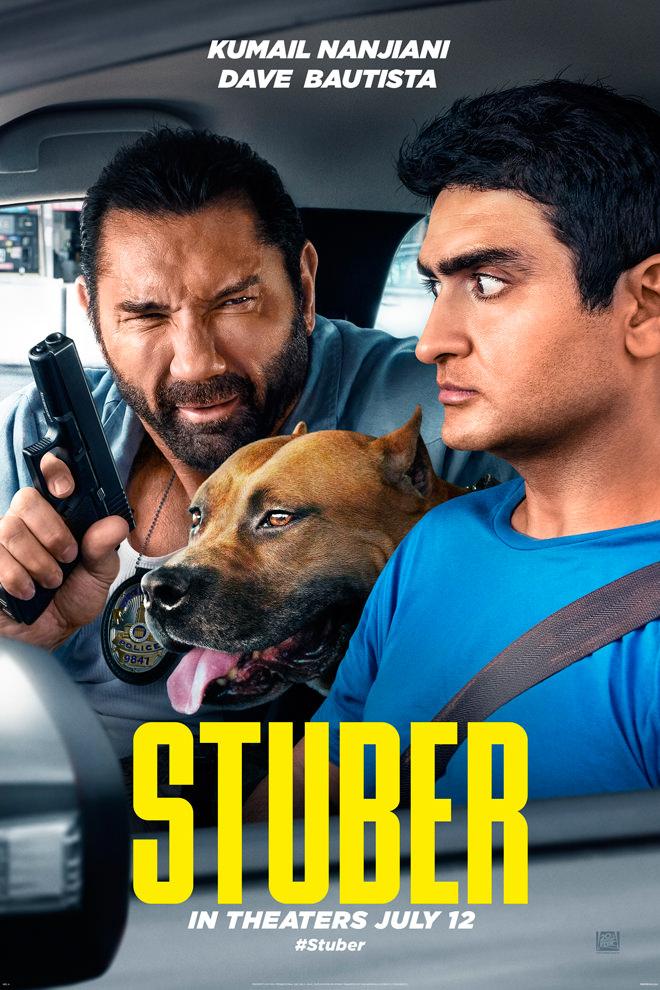 Photo of Estreno en cines 'Stuber: locos al volante'