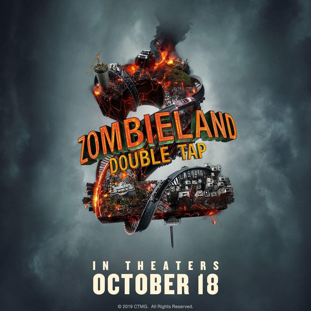 Photo of Zombieland 2 estrena póster