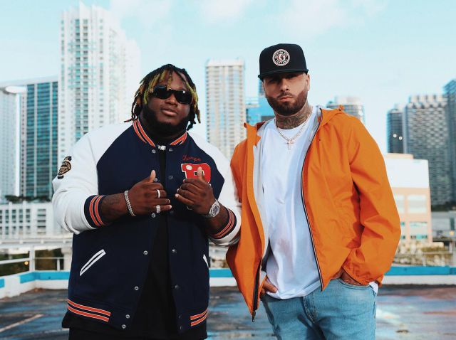Photo of Nicky Jam estrena junto a Sech «Atrévete»