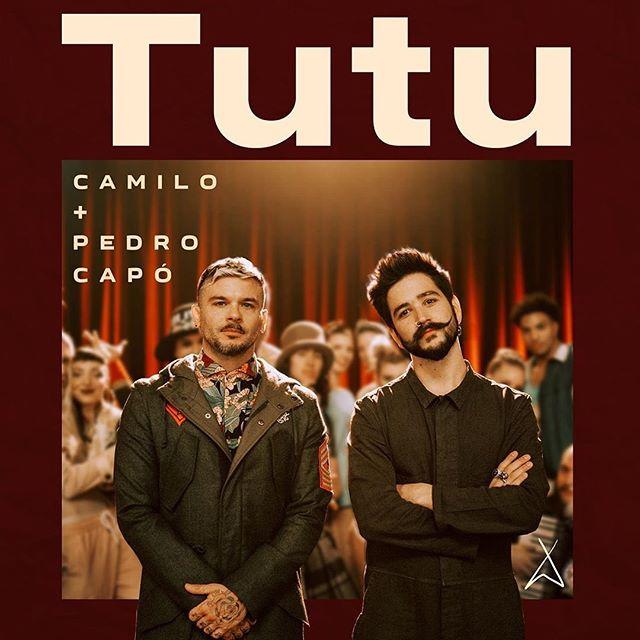 Photo of Camilo se une a Pedro Capó para su nuevo tema «Tutu» que estará disponible este 09 de agosto