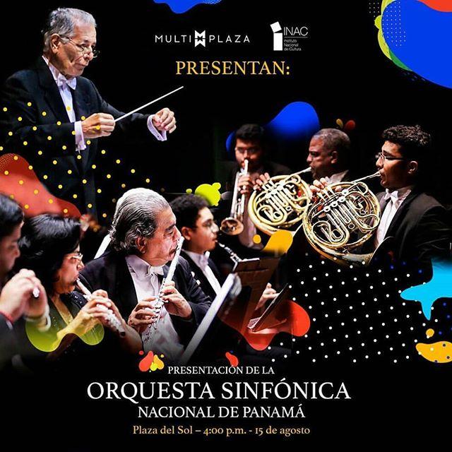 Photo of Multiplaza presenta la 'Orquesta Sinfónica Nacional de Panamá'