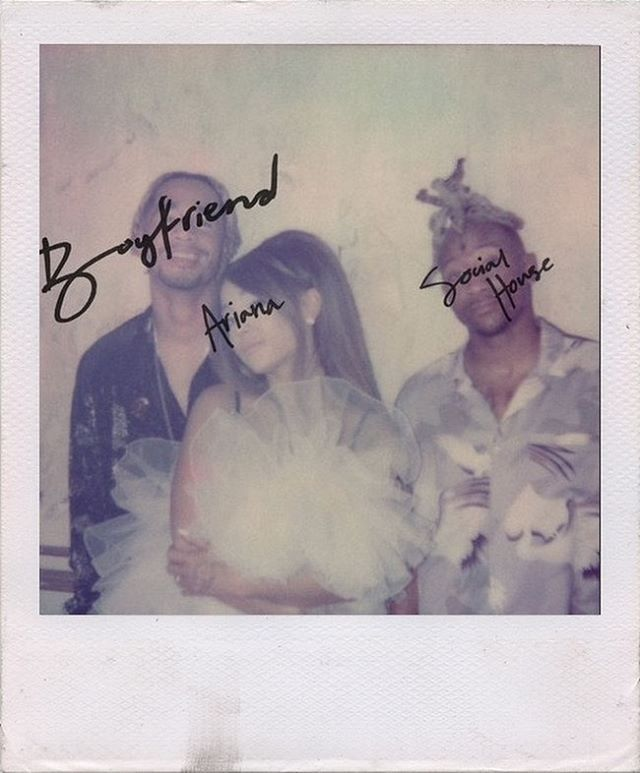 Photo of «Boyfriend» es lo nuevo de Ariana Grande junto a Social House