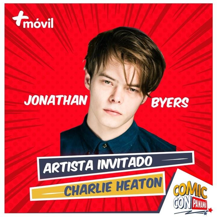 """Photo of El actor y músico Charlie Heaton será parte de """"Comic con Panamá"""""""