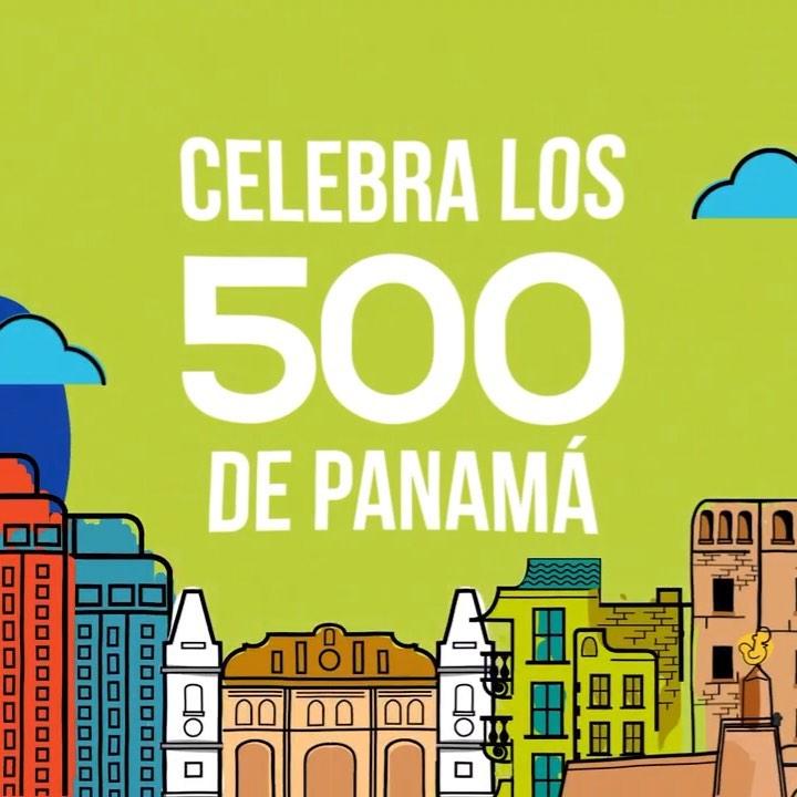 Photo of La celebración continúa por los 500 años de la ciudad de Panamá