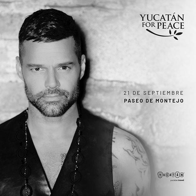 Photo of Ricky Martin estará presente en la XVII Cumbre Mundial de Laureados de Nobel de la Paz