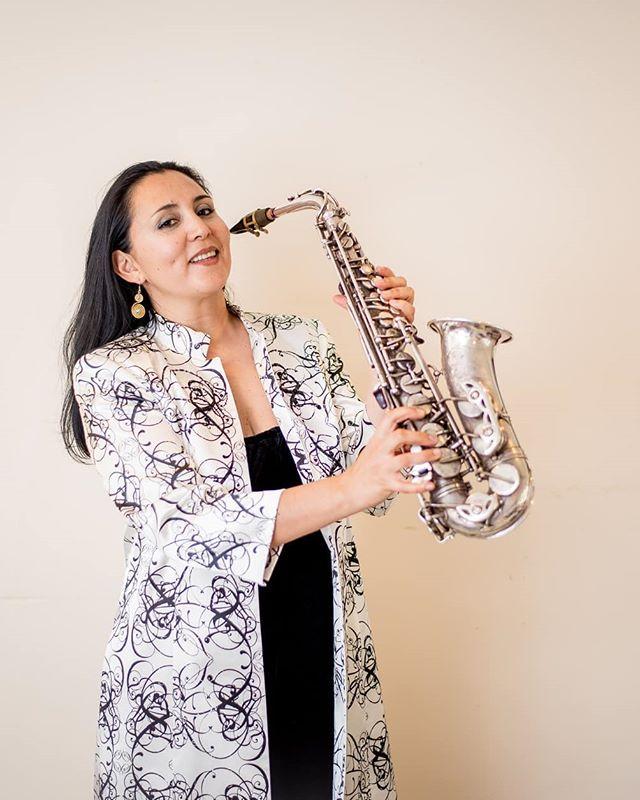 Photo of La saxofonista Patricia Zarate Pérez estará en el Panamá Jazz Festival 2020