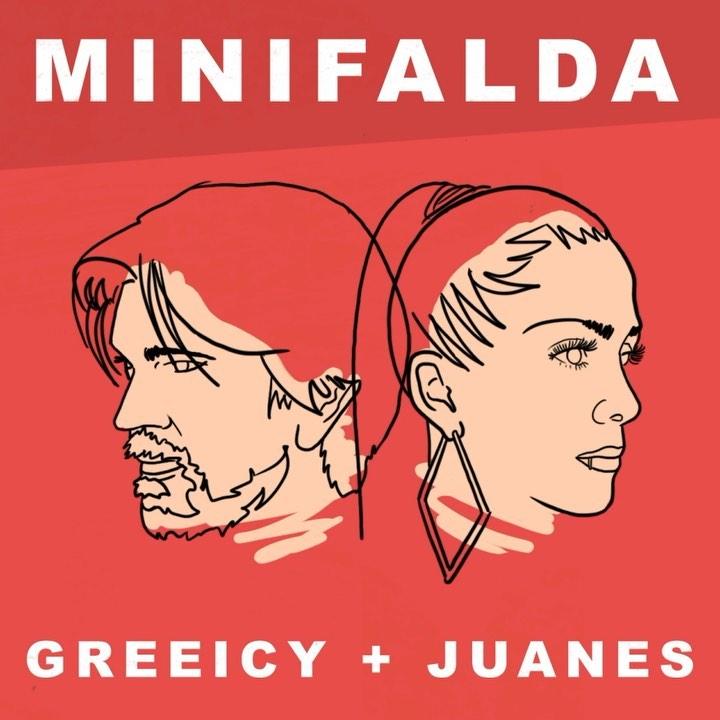 Photo of Greeicy y Juanes estrenan el tema «Minifalda»