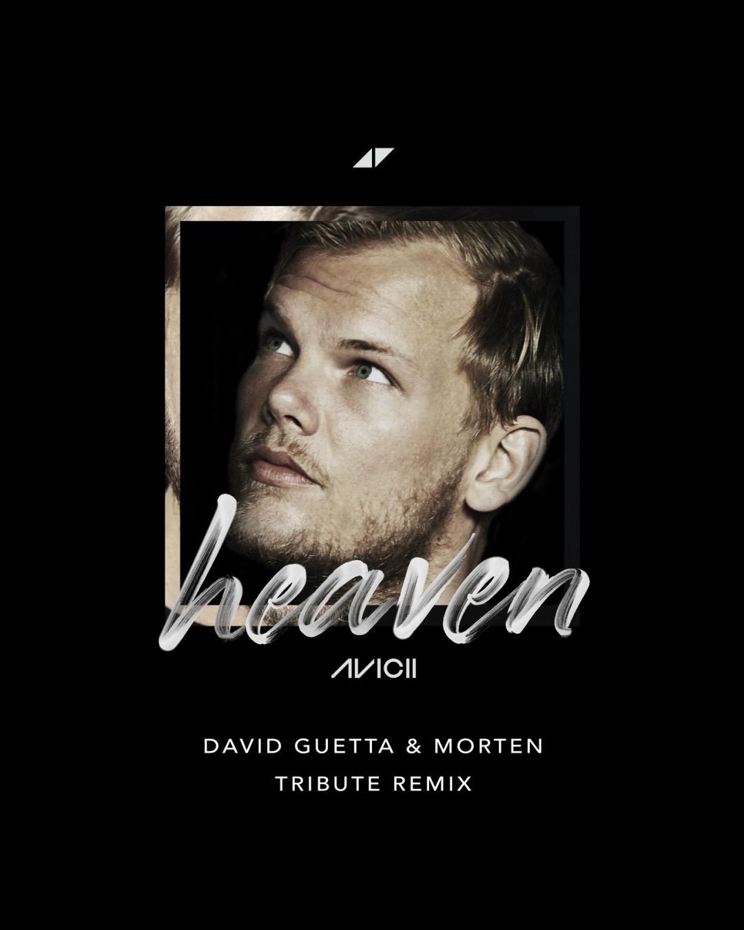 "Photo of David Guetta junto a Morten brindan homenaje Avicii con el Remix de ""Heaven"""