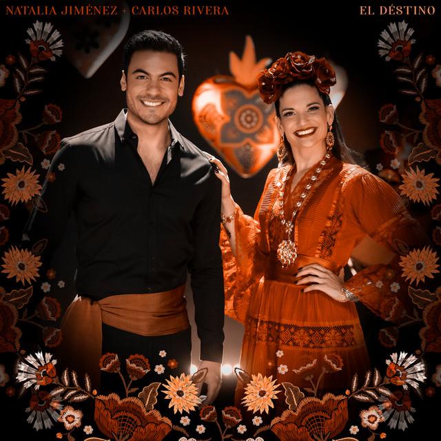 Photo of Natalia Jiménez y Carlos Rivera presentan  «El Destino»