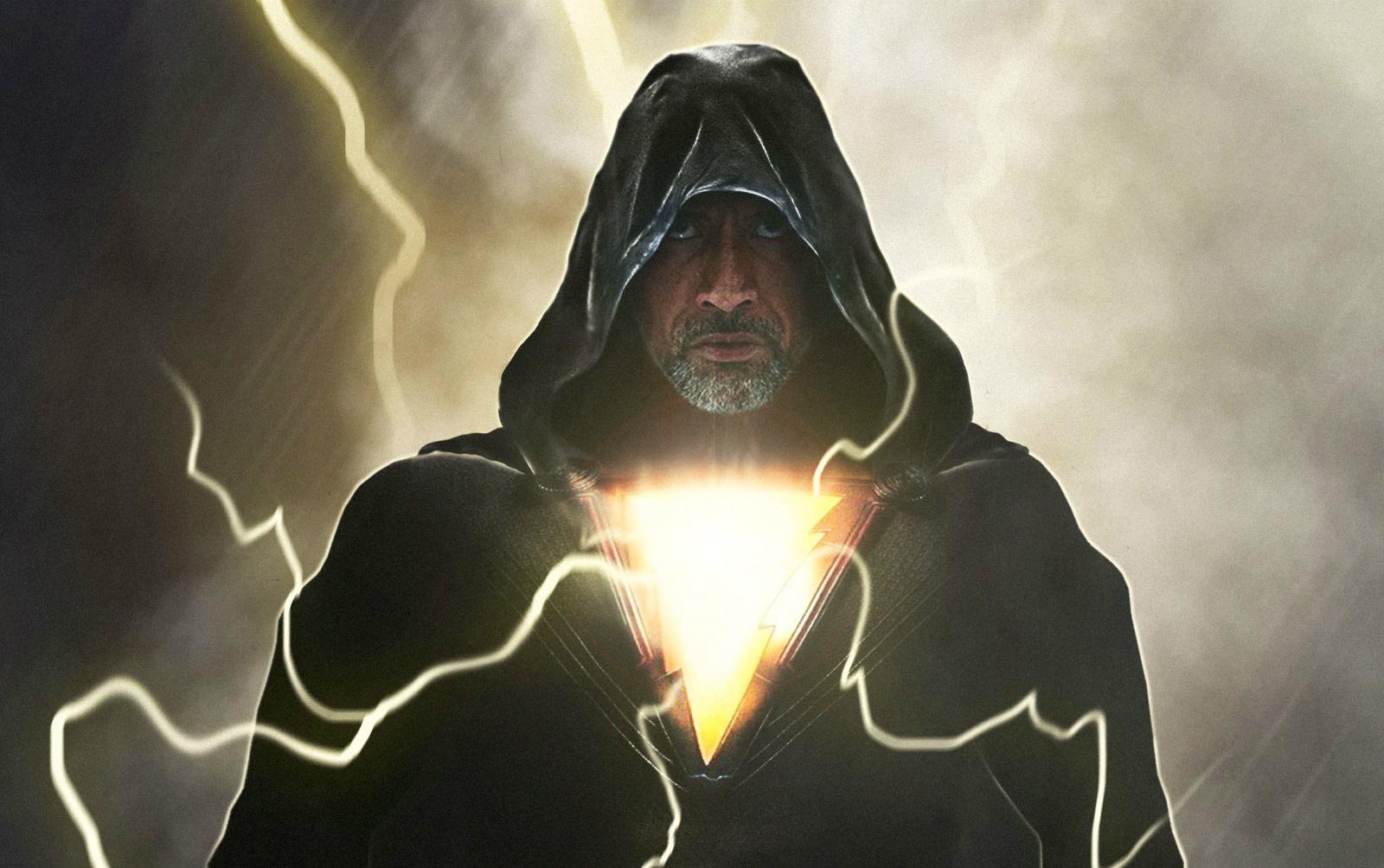 Photo of Dwayne Johnson dará vida a «Black Adam» el antihéroe de DC