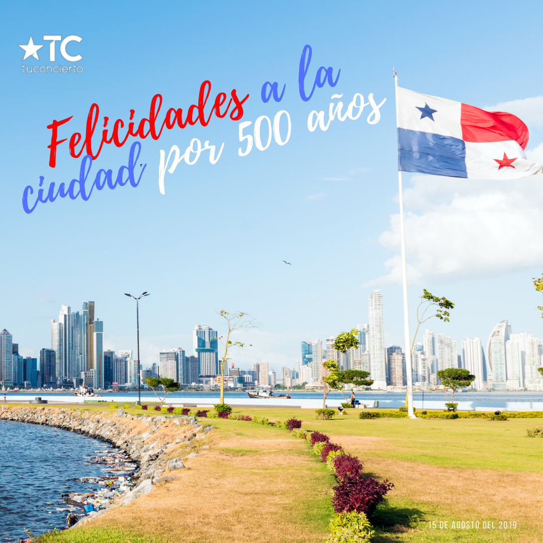 Photo of Nuestra ciudad de Panamá celebra 500 años de su fundación