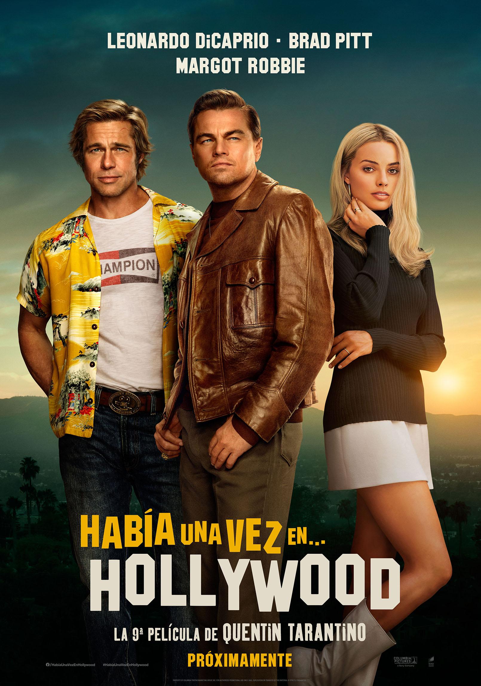 Photo of Estreno de 'Había una vez en Hollywood' en los cines de Panamá