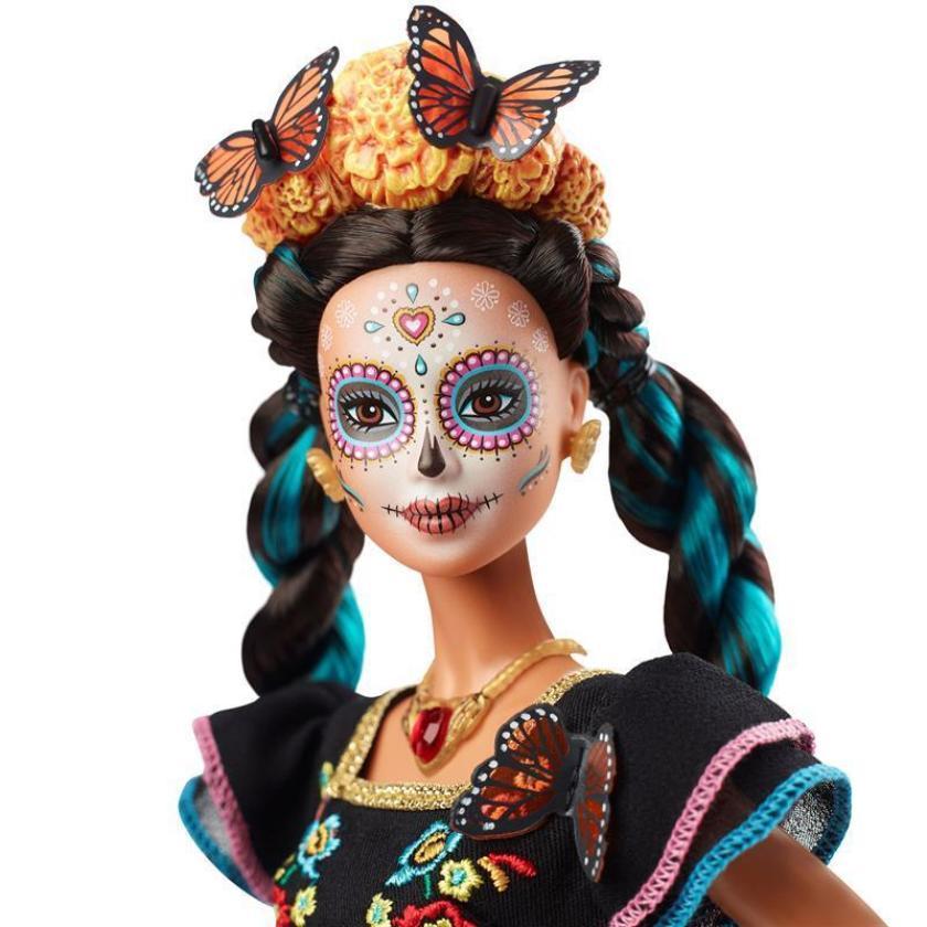 Photo of Mattel lanza la nueva 'Barbie Catrina' para conmemorar el Día de Muertos en México