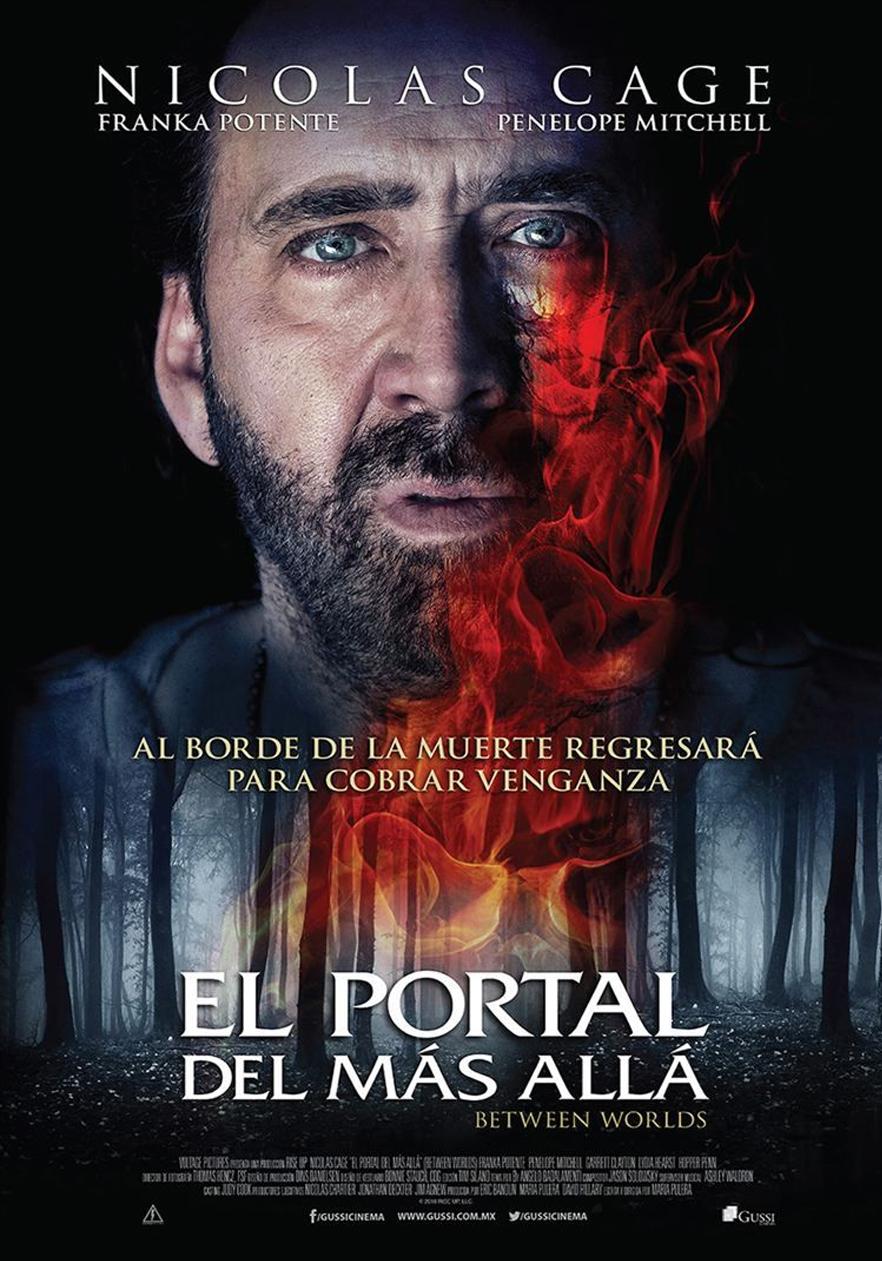 Photo of Estreno en cines de «El Portal del Más Allá» un film protagonizado por Nicolas Cage