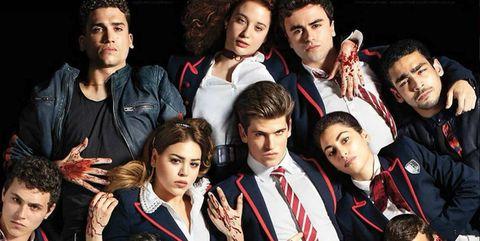 Photo of La segunda temporada de «Elite» se estrena este 06 de septiembre en Netflix