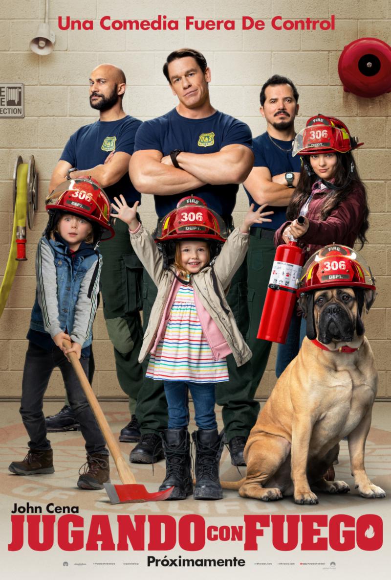 Photo of Trailer oficial de «Jugando con Fuego» el nuevo film protagonizado por John Cena