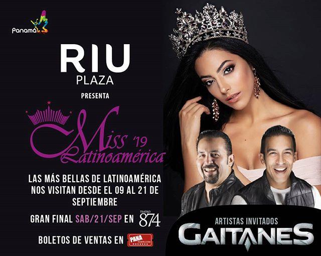 Photo of Miss Latinoamérica 2019