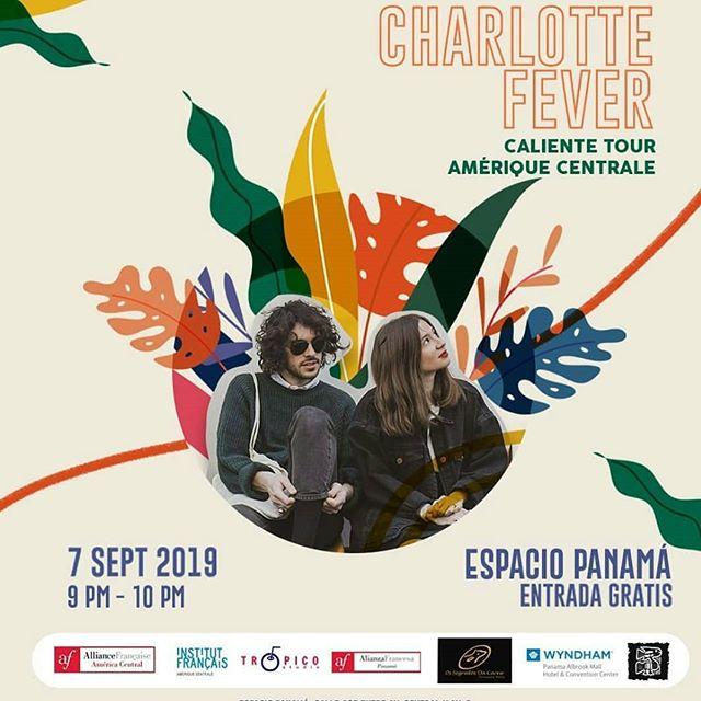 Photo of La banda francesa 'Charlotte Fever' estará en concierto en Panamá