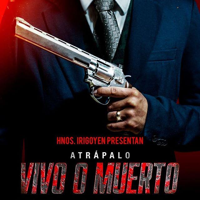 Photo of ¡Atención! Este 17 de octubre se estrena en los cines de Panamá «Atrápalo, vivo o muerto»
