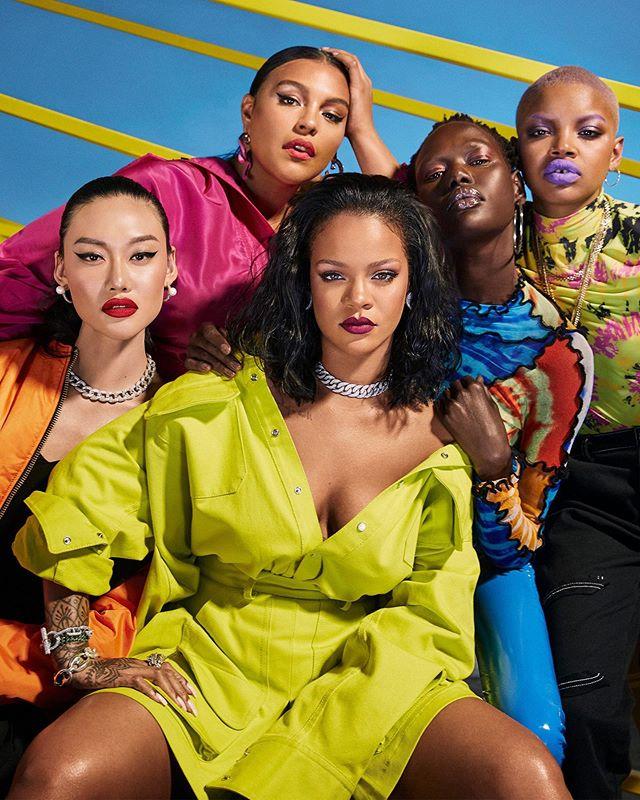 Photo of El show de la marca de lencería de Rihanna fue el más exclusivo de la Semana de la Moda de Nueva York