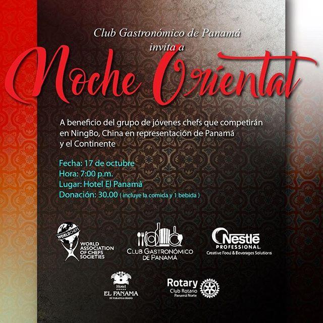Photo of Club gastronómico de Panamá los invita a 'Noche Oriental'