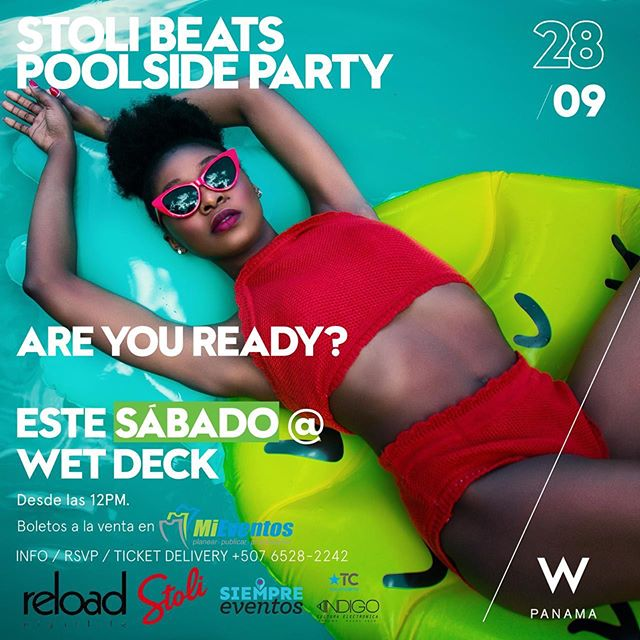 Photo of ¡Ready! Para la fiesta en W Panamá by @stolipanama