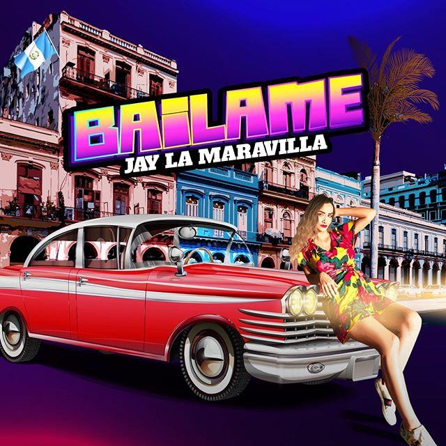 Photo of Jay La Maravilla estrena el vídeo de 'Báilame'