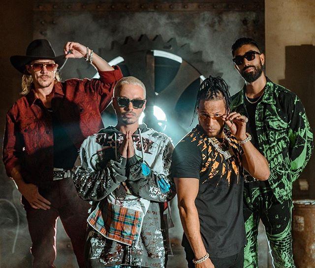 """Photo of Disponible """"Qué Calor"""" lo nuevo de Major Lazer, junto a J Balvin y El Alfa"""