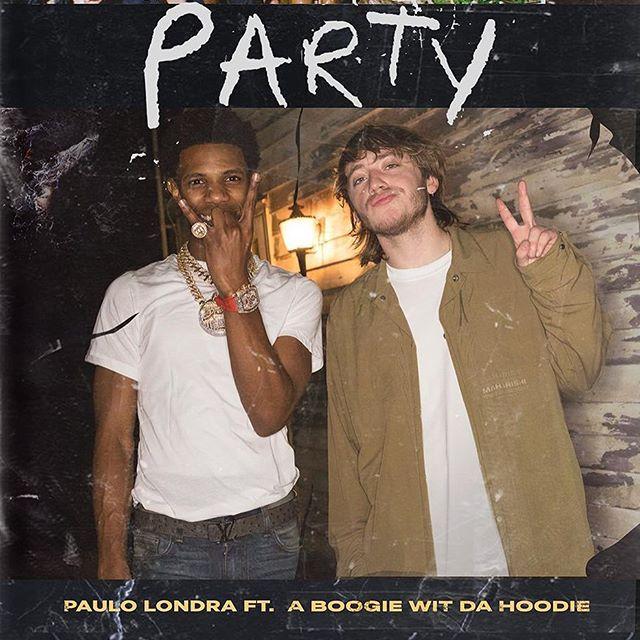 Photo of Paulo Londra estrenó su nueva canción «Party» junto al rapero A Boogie Wit da Hoodie