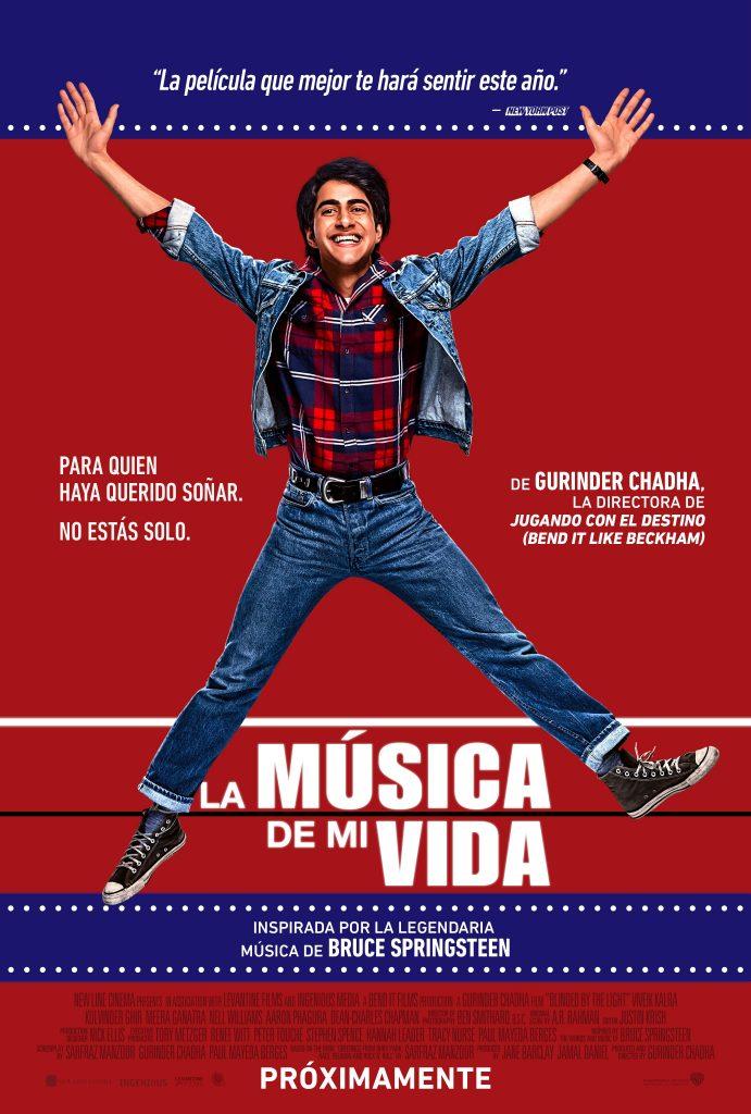 Photo of Disfruta en tu sala de cine favorita de «La Música es mi Vida»