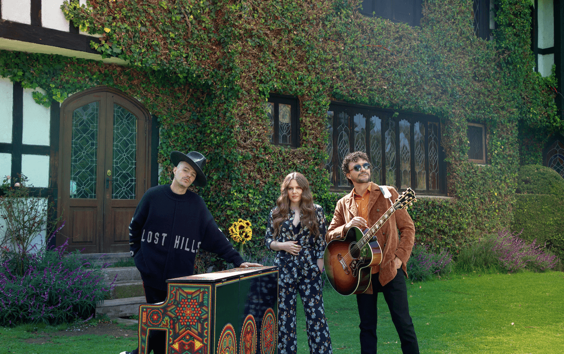 Photo of Andrés Cepeda presenta su nueva canción «Infinito» junto a Jesse & Joy